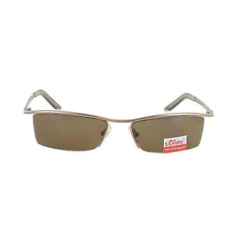 s.Oliver sunglasses 4022 C3 brown mat
