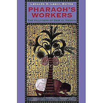 Pharaoh's Workers: Villagers of Deir el Medina [Illustrated]