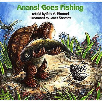 Anansi går fiske
