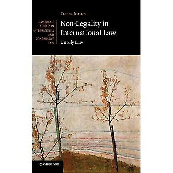 Non-Legality in International Law: Unruly Law