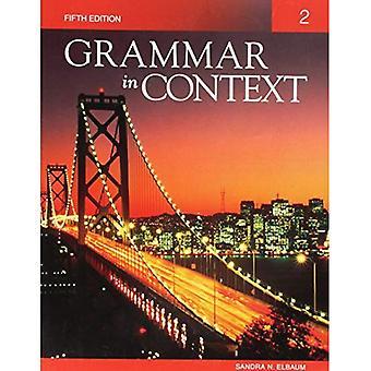 Grammar in Context 2 - 5th Edition