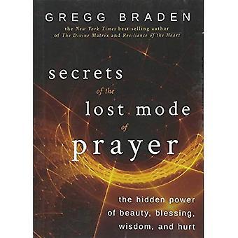Geheimen van de verloren modus van gebed