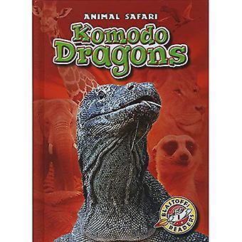 Komodo Dragons (Blastoff! Readers: Animal Safari)