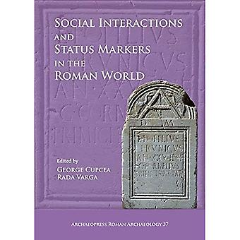 Social Interactions and Status Markers in the Roman World