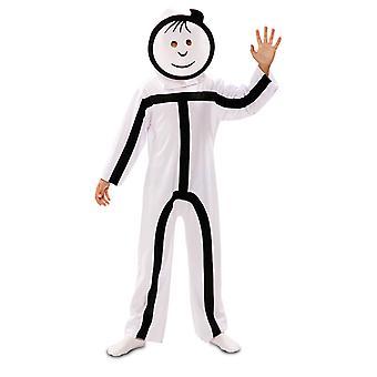 2、スティック図子衣装をマスク バッター ストローク衣装子供のため