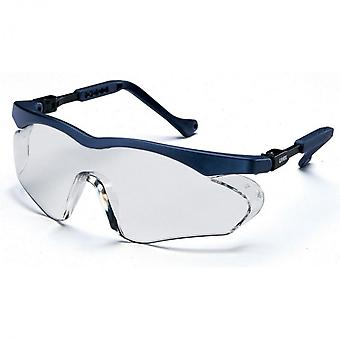 Uvex 9197-065 Skyper SX2 Clear Optidur NC Safety Spectacles