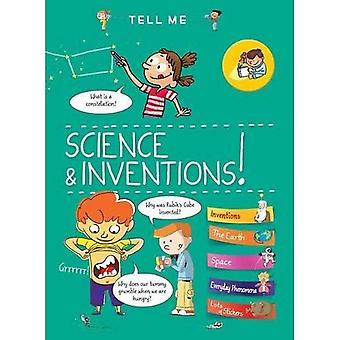 Tell Me Science and Inventions (Tell Me)