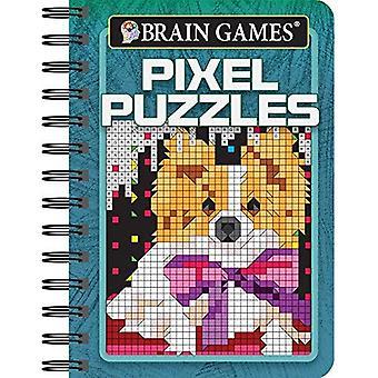 Mini Brain Games Pixel Puzzles