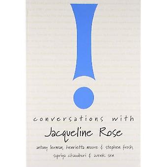 Conversations with Jacqueline Rose (Conversations)