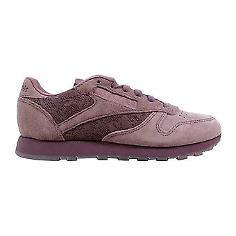 Reebok Classic Leather Lace Smoky Orchid/White BS6521 Women's