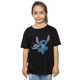 Disney Girls Lilo And Stitch Hypnotized T-Shirt