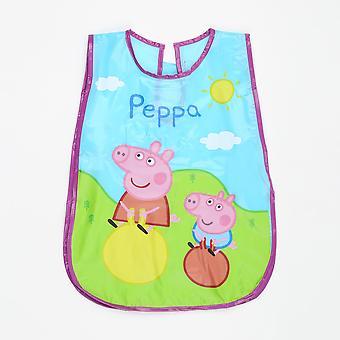 Peppa Pig babero delantal encerado