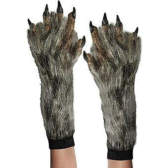Werwolf Hände Erwachsener
