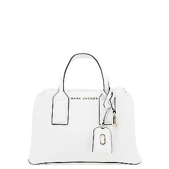Marc Jacobs White Leather Handbag