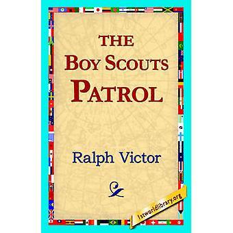 La patrulla de Boy Scouts por Victor & Ralph