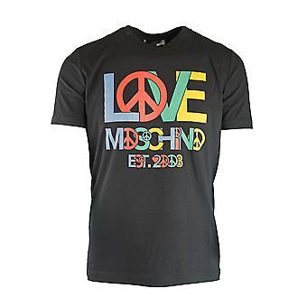 Love Moschino T-Shirt M 4 731 24 E 1514 C74