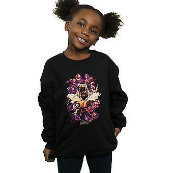 Marvel ragazze Avengers Endgame film Splatter Sweatshirt
