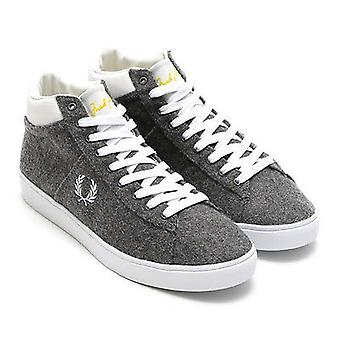 Fred Perry Men's Spencer Mid Wool Trainers B7479-168