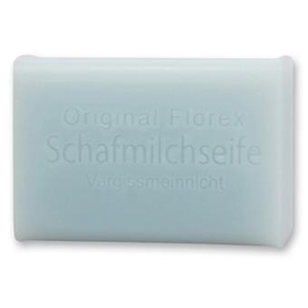 Florex får mjölk tvål förgätmigej blommig doft förtrollar varje badrum 100 g