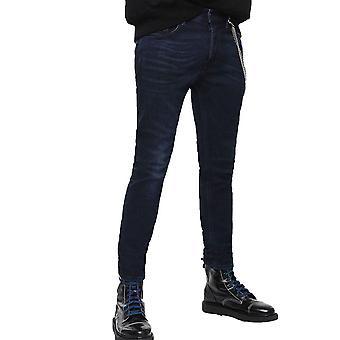 Diesel Tepphar skinny jeans 084ZC