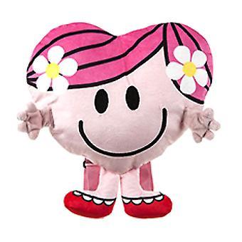 Mr. Men Little Miss Hug Plush Character Backpack