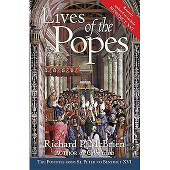 Lives of the Popes by Richard P. McBrien - 9780060878078 Book