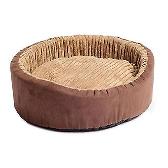 Timberwolf Oval Bed - 40cm