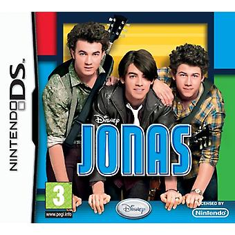 Jonas (Nintendo DS) - Factory Sealed