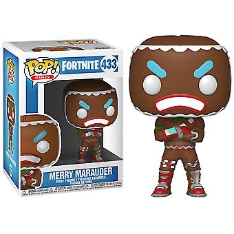 Fortnite Merry Marauder Pop! Vinyl