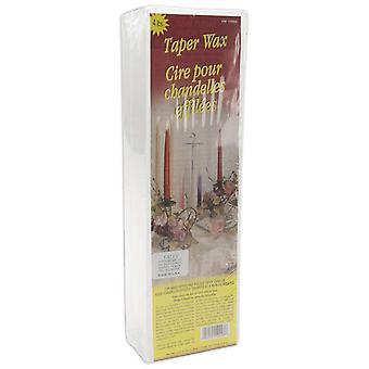 Taper Candle Wax 4 Pound Block 110003