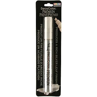 Decocolor Premium Oil Based Paint Marker Carded Silver 350 C Slv