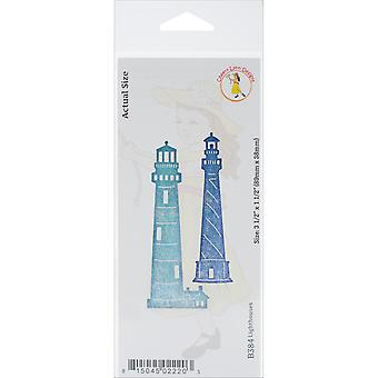 Cheery Lynn Designs Die-Lighthouses, 3.5