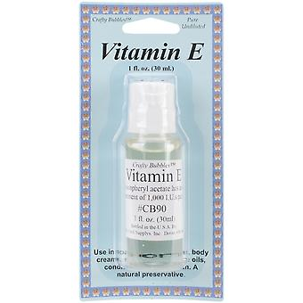 Liquid Vitamin E 1oz- CB90