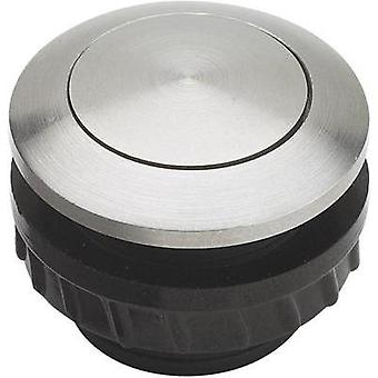 Bell button 1x Grothe 62000 Stainless steel 24 V/1,5 A