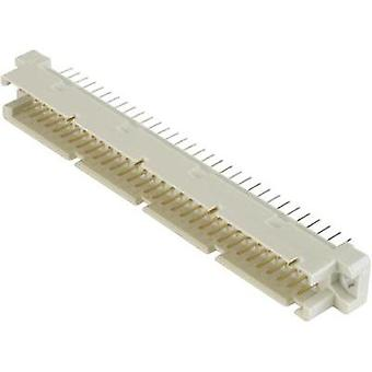 ASSMANN WSW A-RM64ACT Multipoint Connector ¹ Build Type R Straight Number of pins: 64 (a+c)