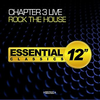 Chapter 3 Live - Rock House USA import