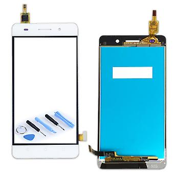 Display LCD complete unit for Huawei honor 4C / G play mini White