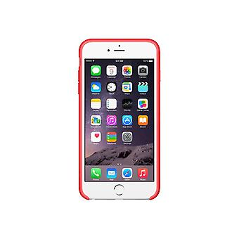 Cover for mobile phone-silicone-red-for iPhone 6 Plus and iPhone 6s Plus