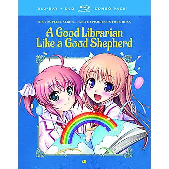 Good Librarian Like Good Shepherd: Complete Series [Blu-ray] USA import