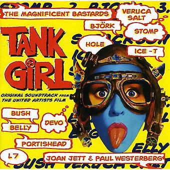Various Artists - Tank Girl [CD] USA import