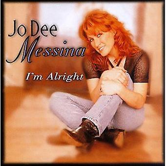 Jo Dee Messina - ik ben Alright [CD] USA import