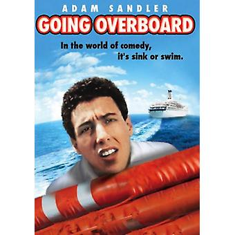 Going Overboard [DVD] USA import