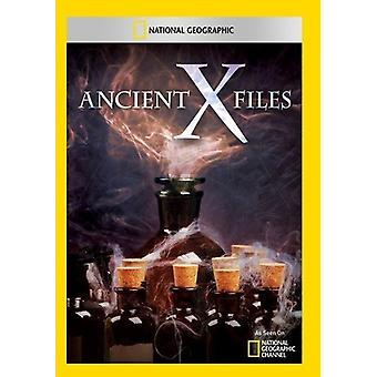 Ancient X-Files [DVD] USA import