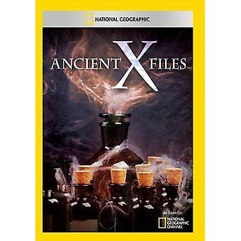 Gamla X-filer [DVD] USA import