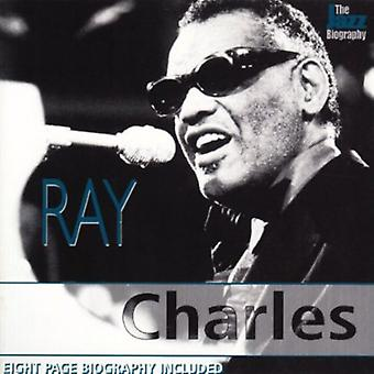 Ray Charles - Jazz biografi [CD] USA import