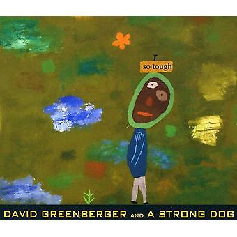 David Greenberger & en stærk hund - så hård [CD] USA importerer