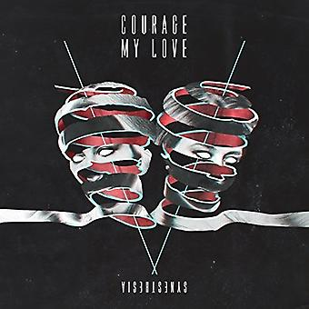 Courage My Love - Synesthesia (Green LP) [Vinyl] USA import