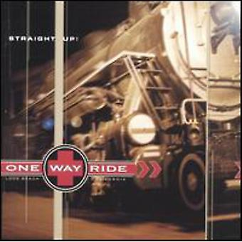 One Way Ride - Straight Up! [CD] USA import