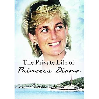 Private Life of Princess Diana [DVD] USA import