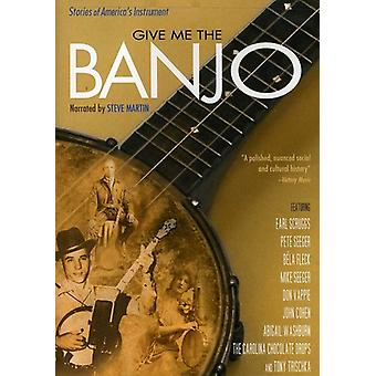 Give Me the Banjo [DVD] USA import